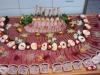Rosa gebratener Kalsrücken, Pasteten und mehr